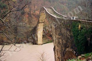 Άραχθος, το γεφύρι της Πλάκας