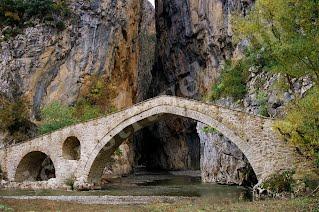 Γρεβενά, το γεφύρι της Πορτίτσας