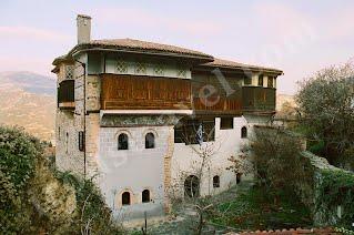 Θεσσαλία, Αμπελάκια, αρχοντικό Σβαρτζ