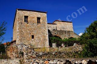 Κάτω Μάνη, Αγερανός, οχυρή κατοικία Αλτζερινάκου
