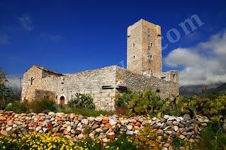 Μέσα Μάνη, Πύργος Διρού, συγκρότημα Σκλαβουνάκου 2