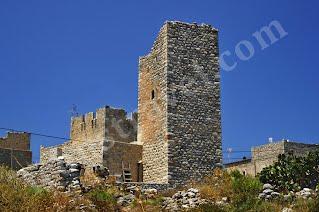 Μέσα Μάνη, Σταυρί, πολεμόπυργος Σερεμετάκη